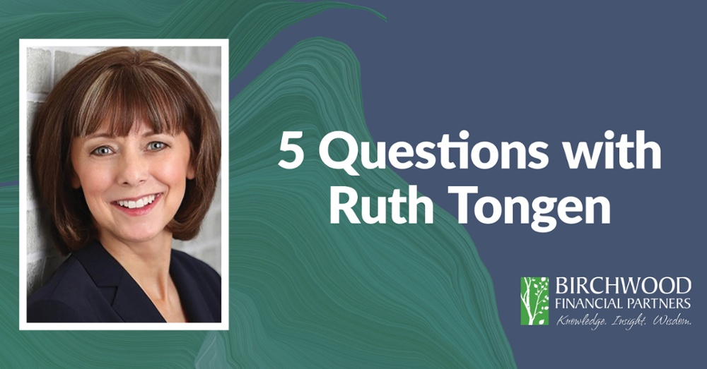 Resource page -5 Questions with Retirement Planning Coach Ruth Tongen – Birchwood FP